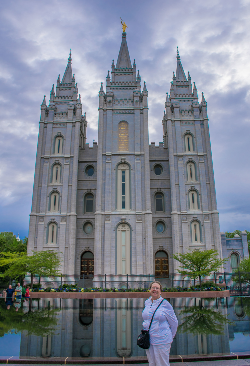 Temple Square Salt Lake City tours