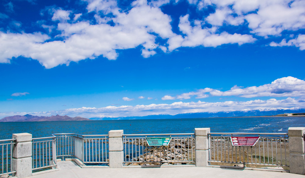 Great Salt Lake State Park on Great Salt Lake Tours