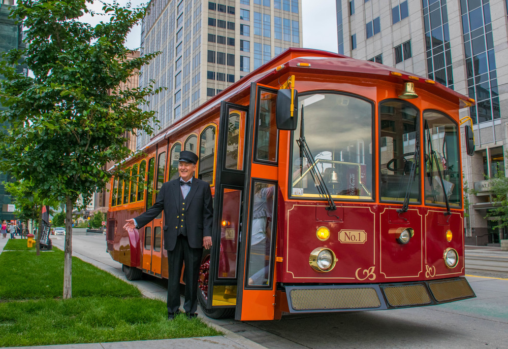 Trolley Tours in Salt Lake City Utah
