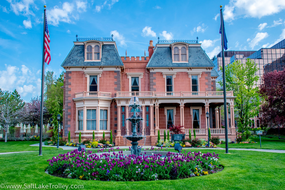 Salt Lake City sightseeing trolley tours