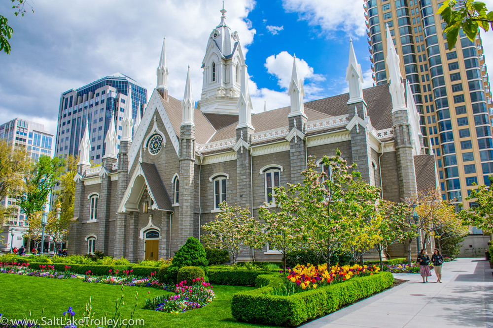 Temple Square tours