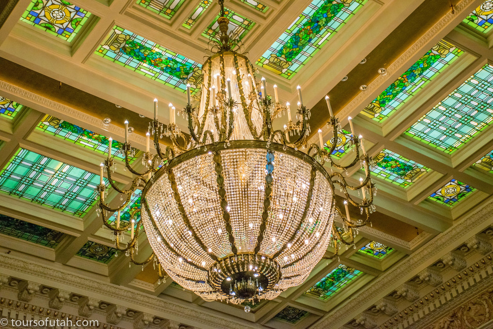 Hotel Utah on Salt Lake City Tour