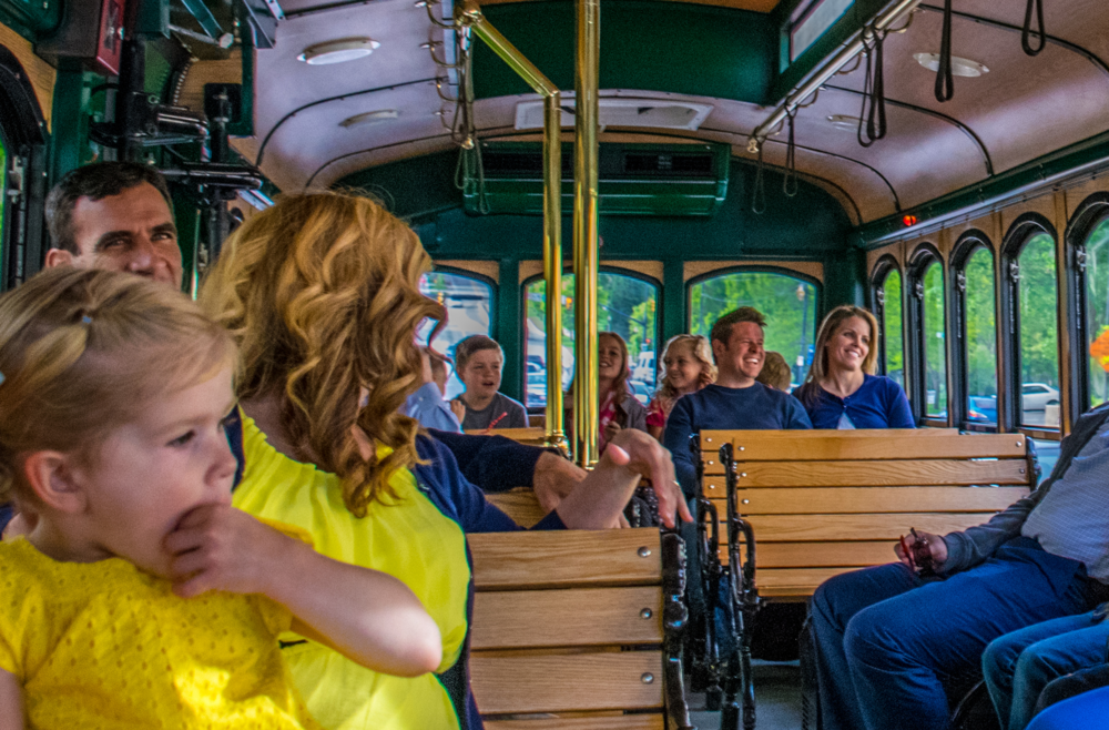 Salt Lake Trolley Tours in Utah