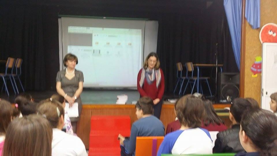 Mercedes Pinto Colegio Publico Tartessos Malaga 1