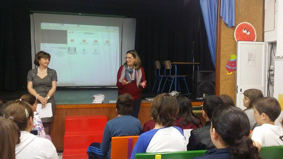 Mercedes Pinto Colegio Publico Tartessos Malaga 5
