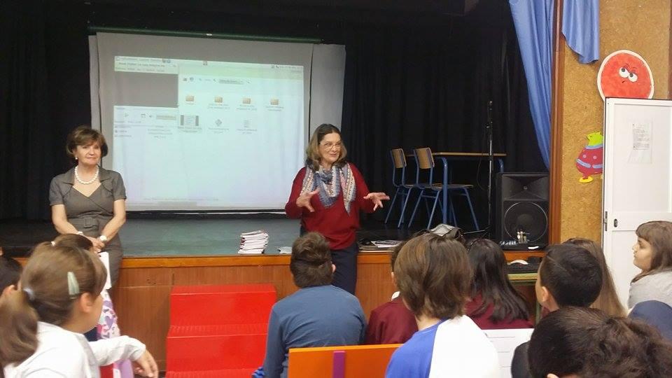 Mercedes Pinto Colegio Publico Tartessos Malaga 7