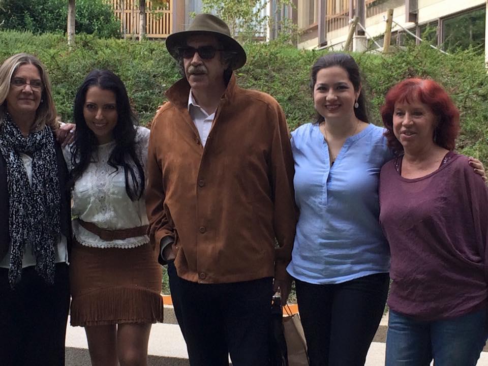 Mercedes Pinto Maldonado I Encuentro Autores Independientes Amazon - 2