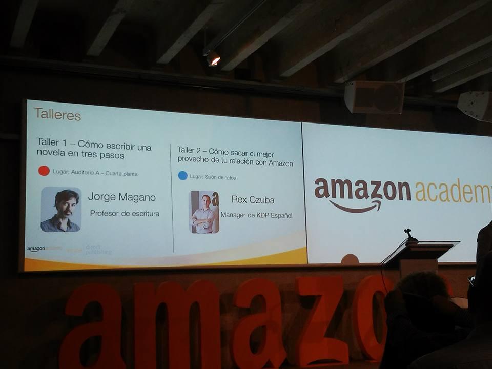 Mercedes Pinto Maldonado I Encuentro Autores Independientes Amazon - 8