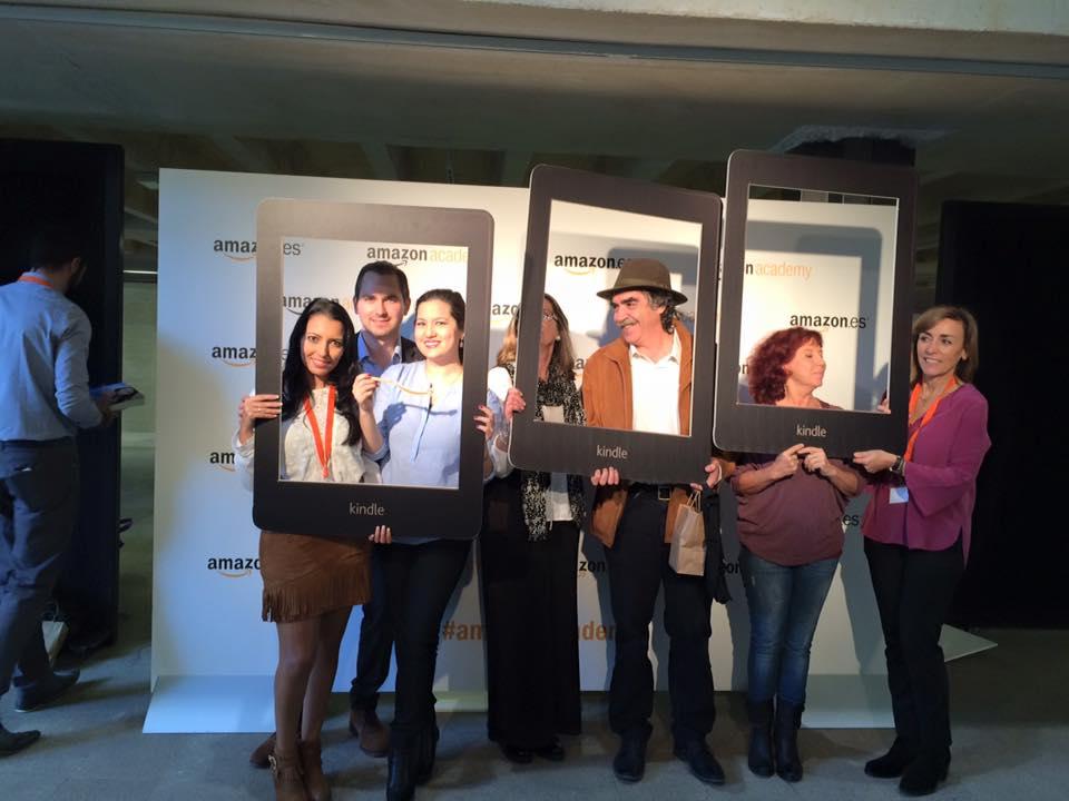 Mercedes Pinto Maldonado I Encuentro Autores Independientes Amazon - 9