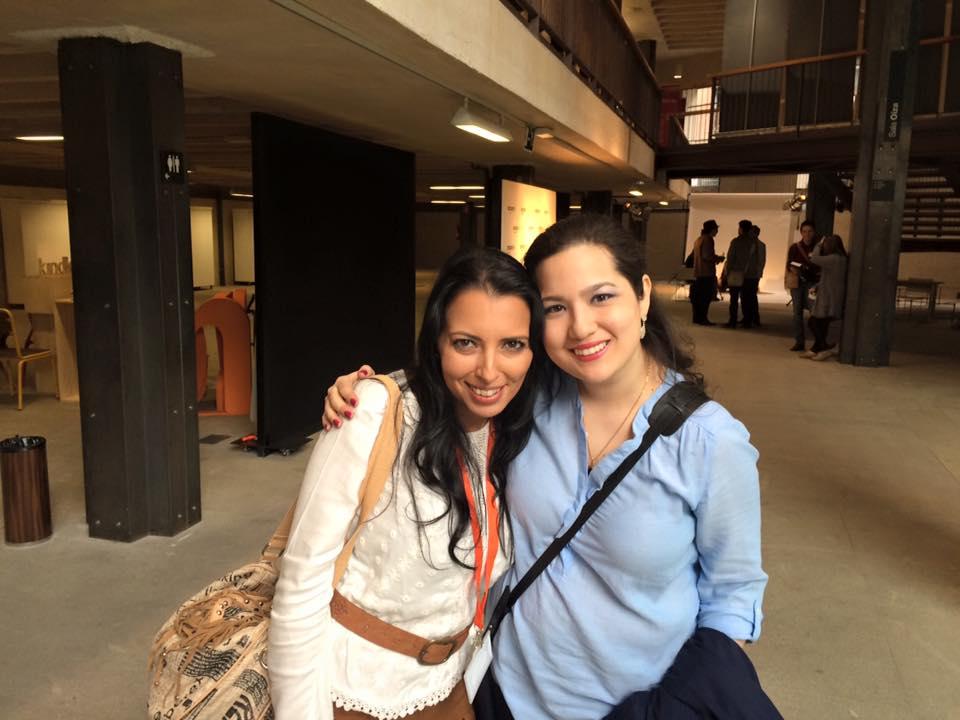 Mercedes Pinto Maldonado I Encuentro Autores Independientes Amazon - 10
