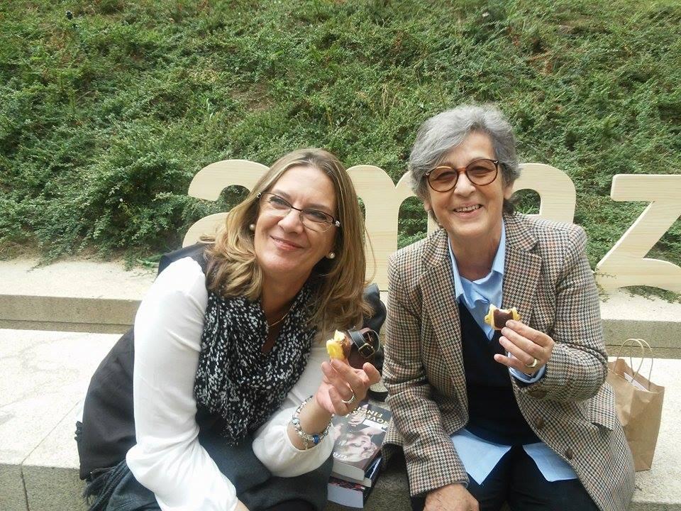 Mercedes Pinto Maldonado I Encuentro Autores Independientes Amazon - 11
