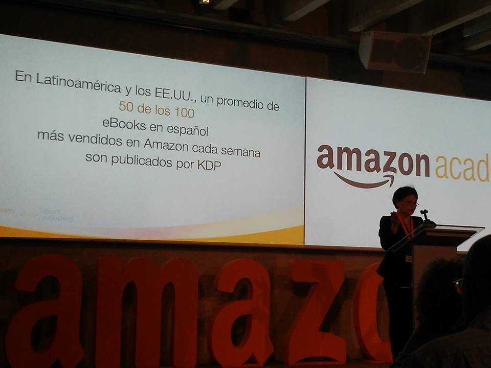 Mercedes Pinto Maldonado I Encuentro Autores Independientes Amazon - 18