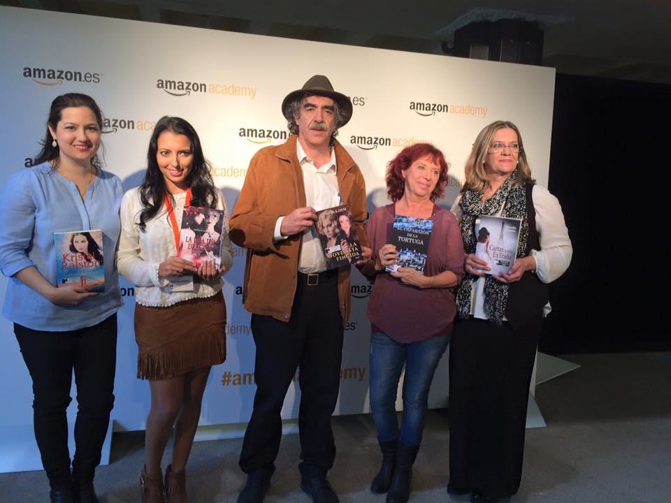 Mercedes Pinto Maldonado I Encuentro Autores Independientes Amazon - 23