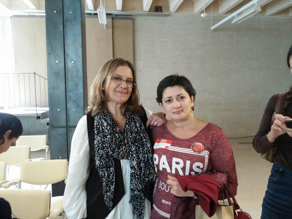 Mercedes Pinto Maldonado I Encuentro Autores Independientes Amazon - 25