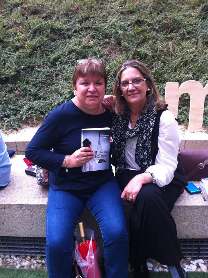 Mercedes Pinto Maldonado I Encuentro Autores Independientes Amazon - 32