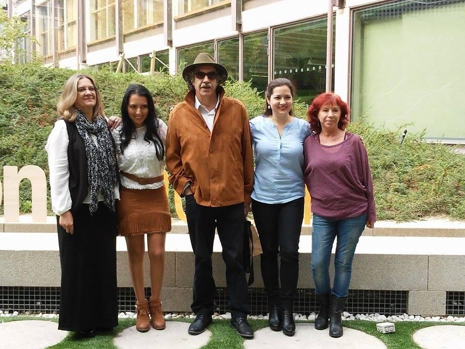 Mercedes Pinto Maldonado I Encuentro Autores Independientes Amazon - 33