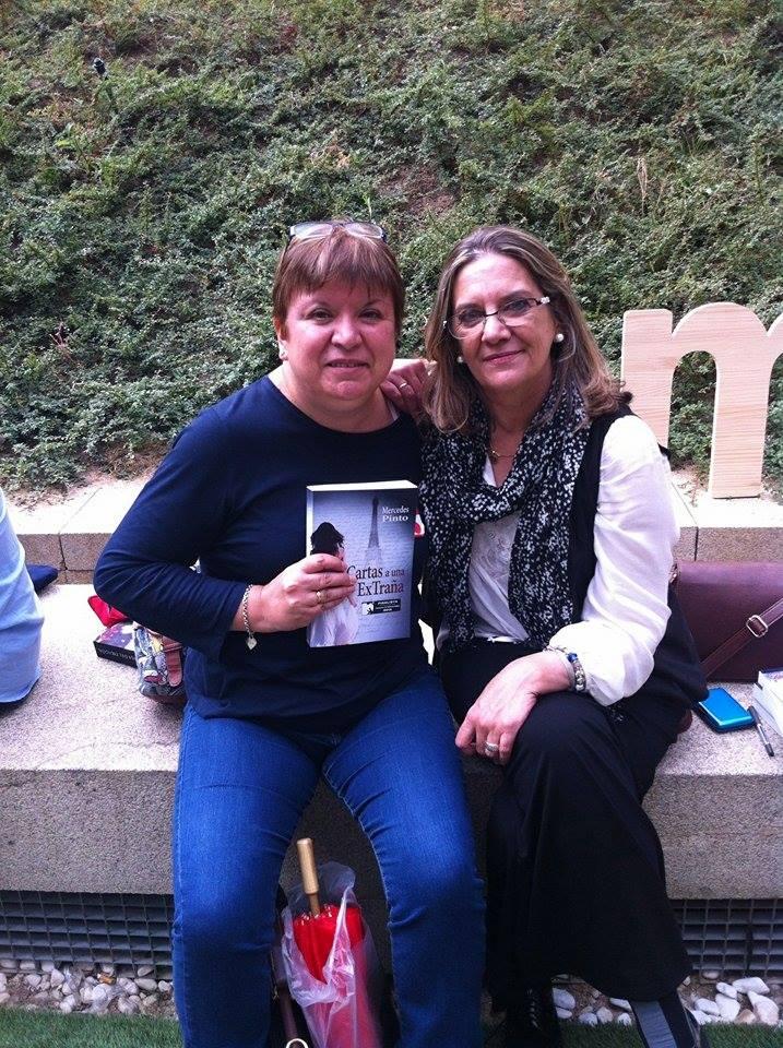 Mercedes Pinto Maldonado I Encuentro Autores Independientes Amazon - 41
