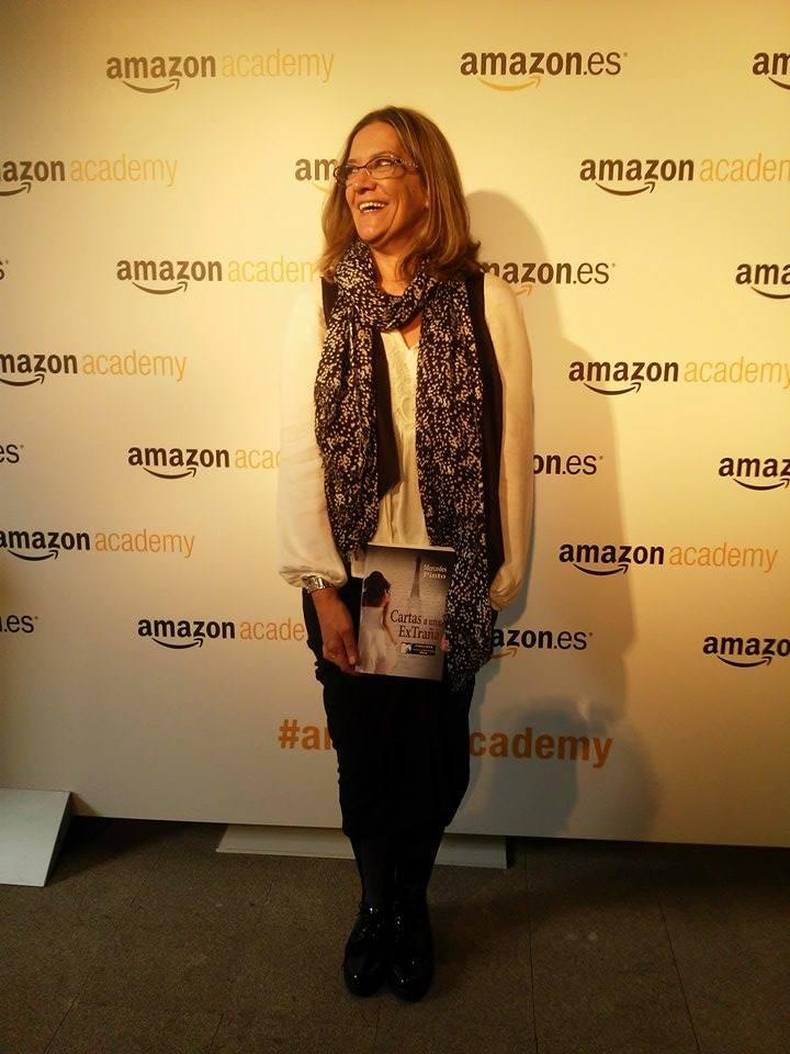Mercedes Pinto Maldonado I Encuentro Autores Independientes Amazon - 42