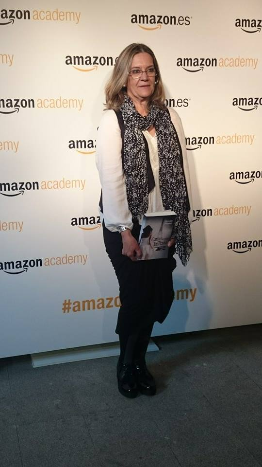 Mercedes Pinto Maldonado I Encuentro Autores Independientes Amazon - 45