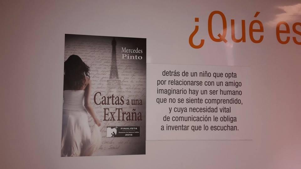 Mercedes Pinto Maldonado I Encuentro Autores Independientes Amazon - 50