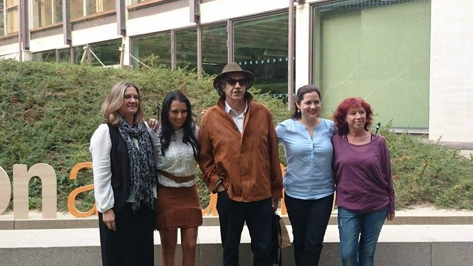 Mercedes Pinto Maldonado I Encuentro Autores Independientes Amazon - 54