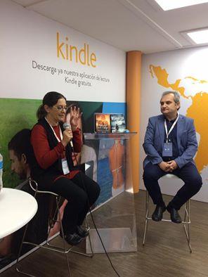 Mercedes Pinto Maldonado Feria Internacional del Libro de Guadalajara 2016 - 7