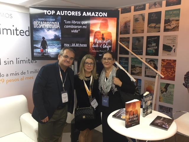 Mercedes Pinto Maldonado Feria Internacional del Libro de Guadalajara 2016 - 21
