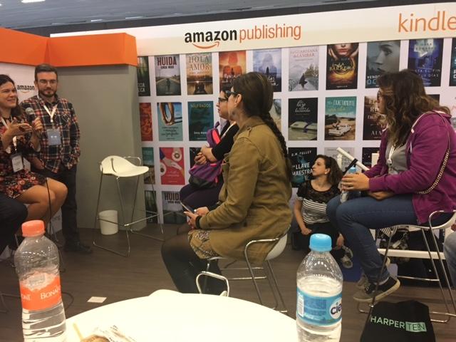 Mercedes Pinto Maldonado Feria Internacional del Libro de Guadalajara 2016 - 26