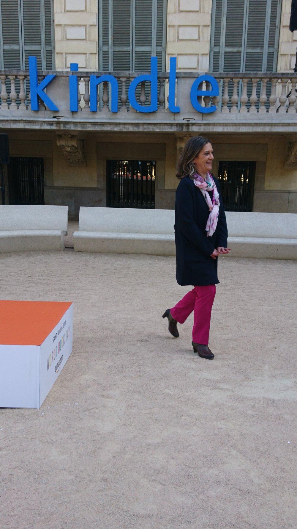 Paseo de la Fama de la literatura Mercedes Pinto Maldonado 4