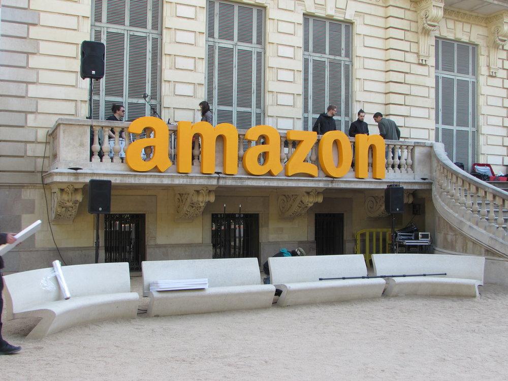 Paseo de la Fama de la literatura Amazon 11