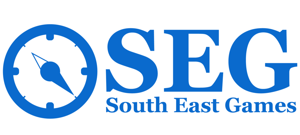 South East Games Full Logo