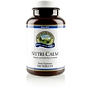Natures Sunshine Nutri-Calm is a natural formulation designed to maintain a sense of calm and peace of mind  $36.85