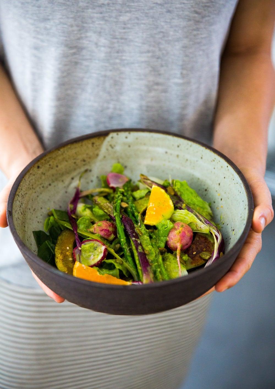 personal, chef, healthy, nutritious, meals, kabocha squash, salad 1