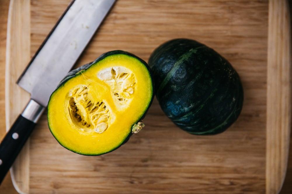 personal, chef, healthy, nutritious, meals, kabocha squash, salad 2