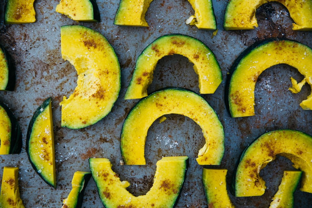 personal, chef, healthy, nutritious, meals, kabocha squash, salad 3