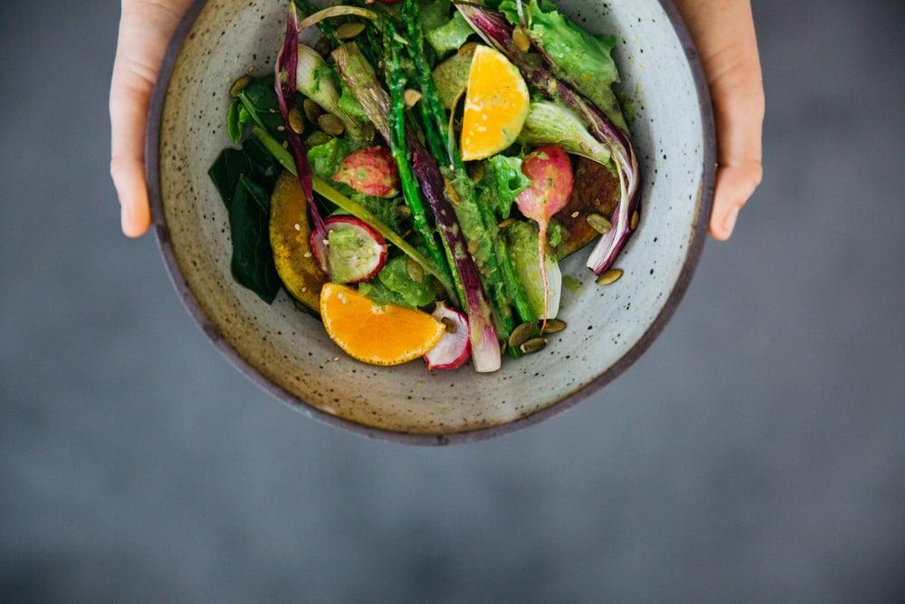 personal, chef, healthy, nutritious, meals, kabocha squash, salad 5