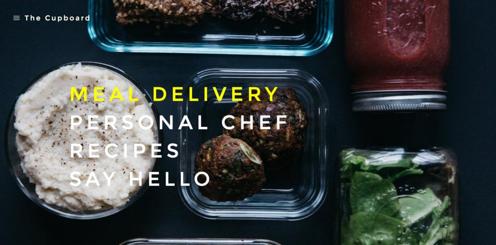 methodology food delivery