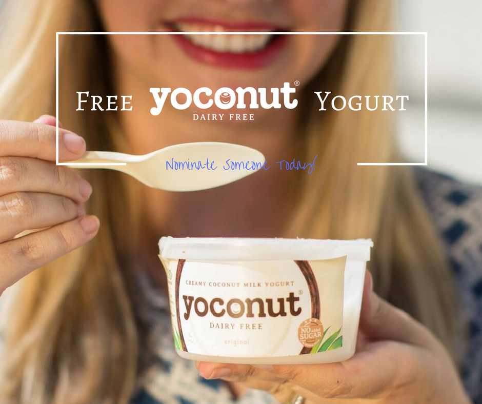 creamy coconut yogurt - Yoconut