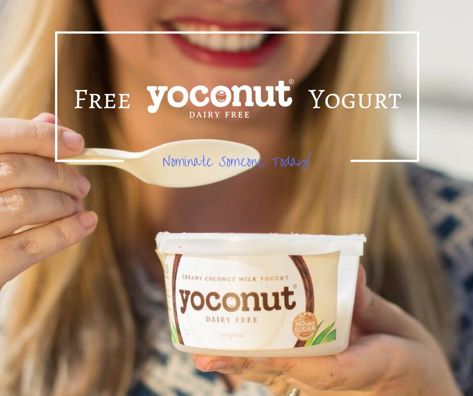 creamy coconut yogurt - Yoconut