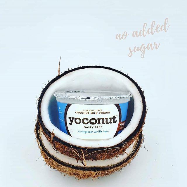 Made fresh in San Francisco with whole natural coconuts and no added sugar.  This is what fresh yogurt tastes like - indulgent and healthy, thick and creamy, Yoconut Dairy Free coconut yogurt. . . . Happy Saturday, friends! . . . . #yoconutdf #coconutyogurt #coconut #iamwellandgood #plantstrong #eatrealfood #eatmoreplants #dairyfreeyogurt #dairyfree #vegan #eatrealfood #supersnack #yogurtbowl #madagascar ⠀⠀⠀⠀⠀⠀⠀⠀⠀ ⠀⠀⠀⠀⠀⠀⠀⠀⠀ ⠀⠀⠀⠀⠀⠀⠀⠀⠀ #yoconutdf