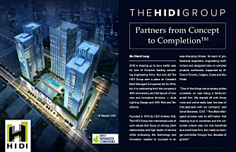 55c4b059e4 The HIDI Group and the launch of Alula Lighting Design are featured in Business  Elite Canada s Best Managed Companies issue. Click here to read more about  ...