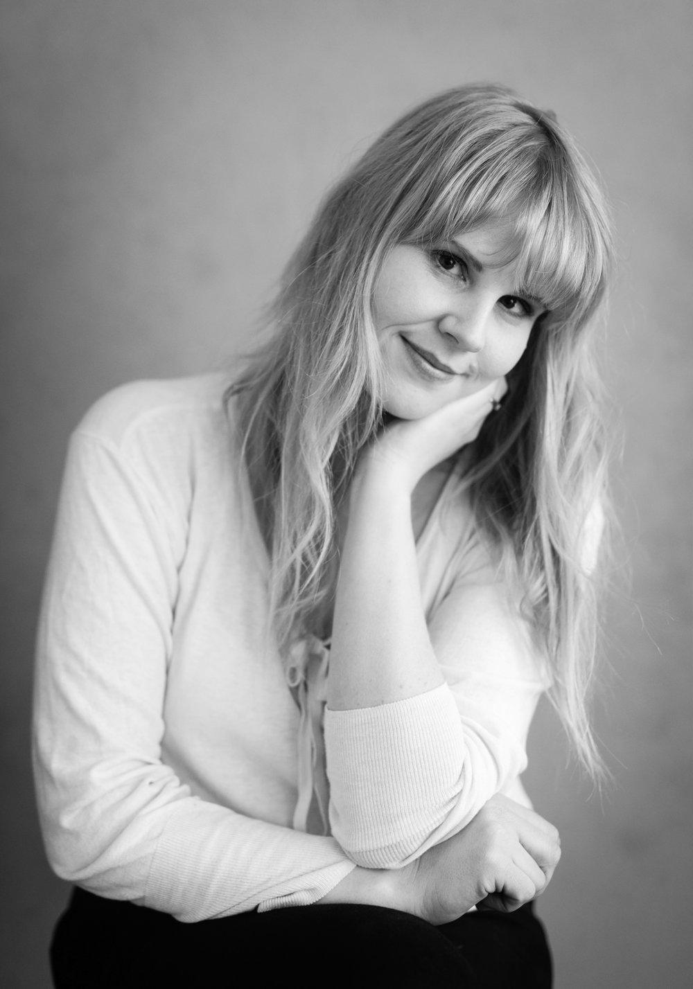 Portrait by Emma Brittenden