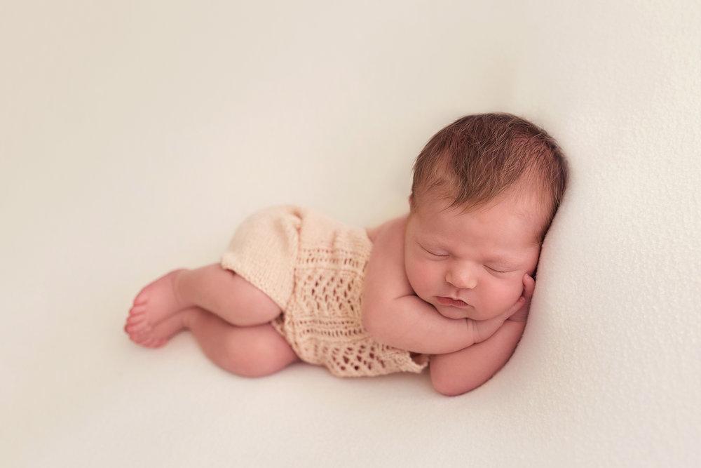 precious newborn