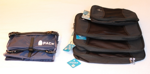 One PACK is the same as four to six Packing Cubes. Packing Cubes are costly and inconvenient.