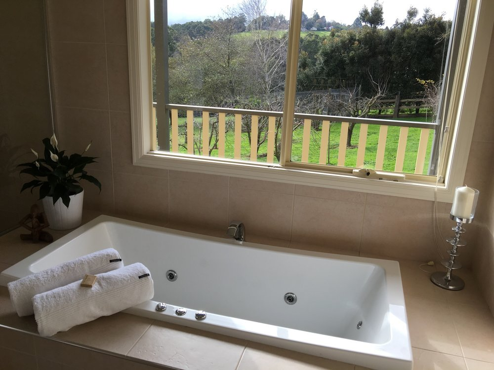 Emerald Ridge Guest Room Spa
