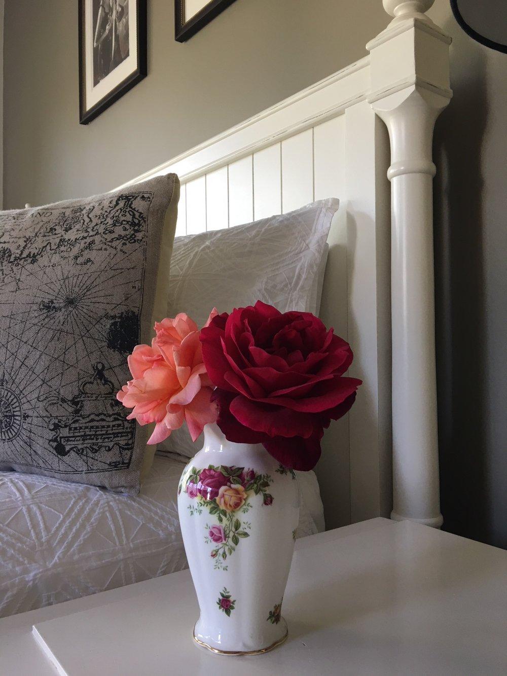 roses beside bed.JPG