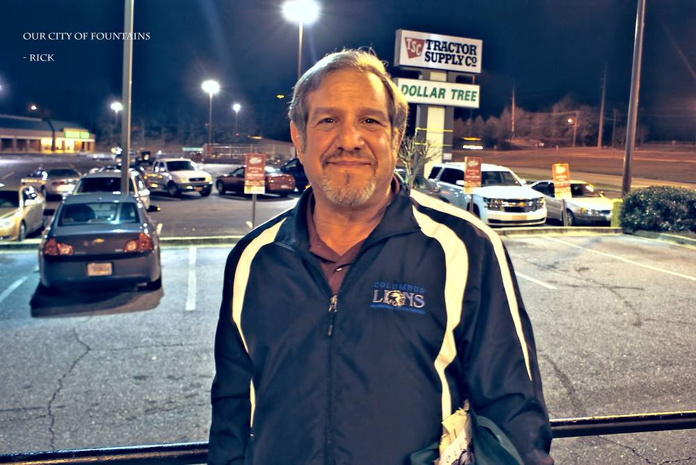 """""""I'm Rick Jacobson, V.P. of Sales & Marketing and co-owner of the  Columbus Lions Professional Indoor Football Team, which plays March-June at the Civic Center. This is my 38th year in professional sports sales and management, though I'm a 1977 grad of Syracuse University with a TV-Radio (broadcasting) degree. I'm from Stamford, CT, about to turn 61 and married with no kids, but three stepchildren and several step-grands. My wife, Lola, and I have been married 5 1/2 years; late wife Angee and I were married from 1983-2006 before she succumbed to lung cancer."""""""