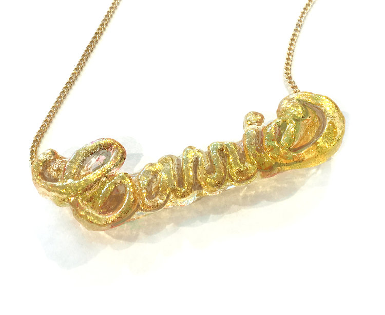 name gf necklace nameplate views alternative p with plate personalized diamond finish htm gold cut