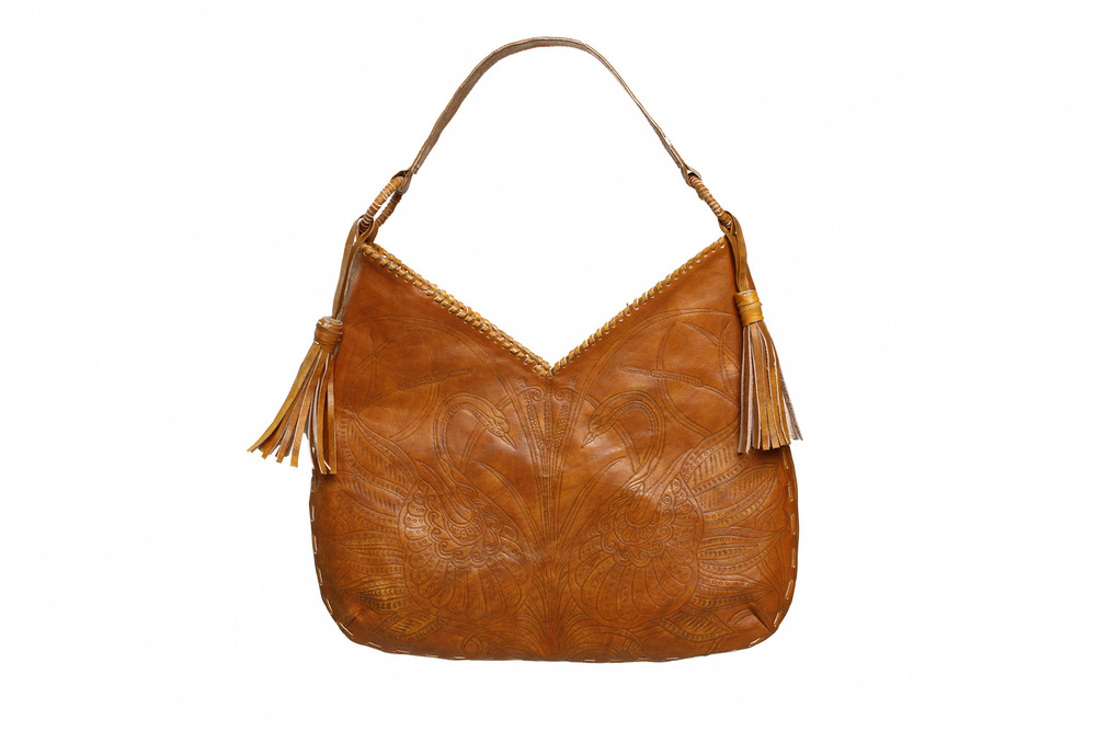 LILY CANAL SWAN BAG