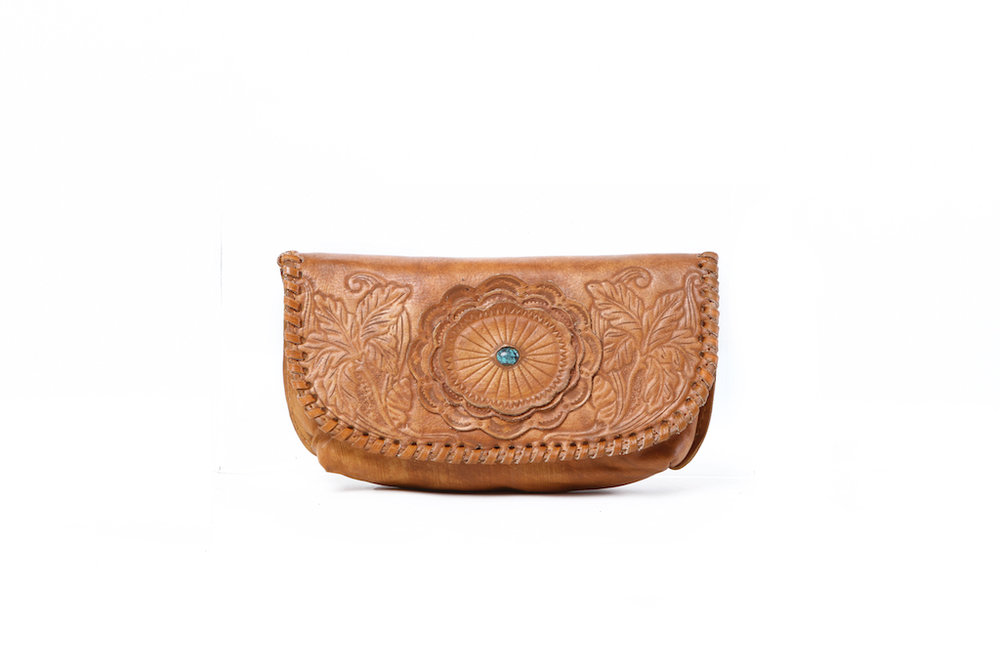 Charis Concho Purse